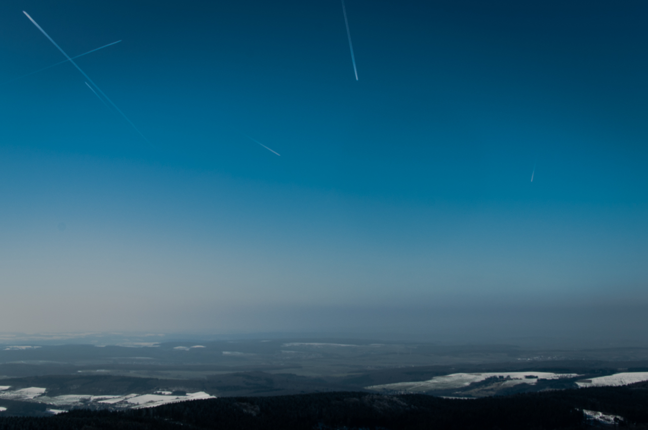 View from feldberg